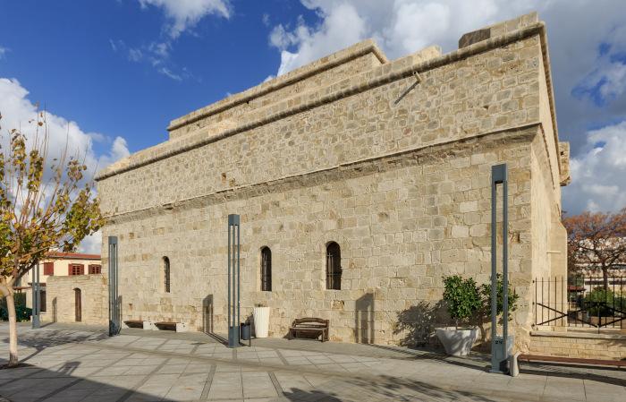 Limassol's Castle