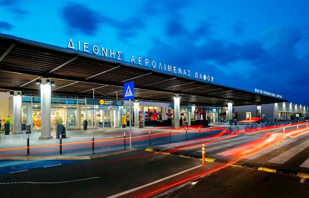 Car hire at Paphos airport